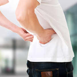 Five tips for Fighting Back Pain
