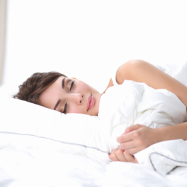 Weight Loss Benefits of a Good Night's Sleep