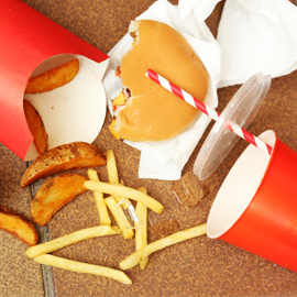 This is Your Body on Fast Food