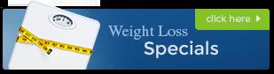 Weight Loss Specials