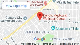Delight Medical Map