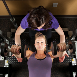 The benefits of a workout buddy during weight loss in Beverly Hills