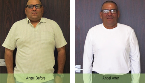 Angel: 50 pound weight loss