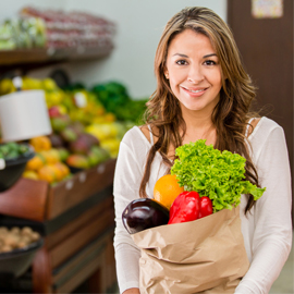 Shop Healthy after Medical Weight Loss in Los Angeles