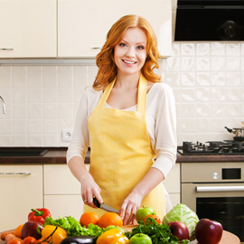 Eat Well With Healthy Cooking