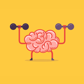 Exercise Strengthens Your Body and Your Brain!