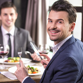 Surviving the Business Lunch with Your Diet Intact